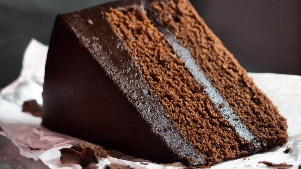 מתכון עוגת שוקולד 10 דקות