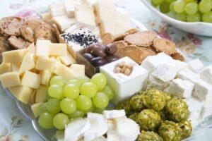 מגש גבינות ארץ ישראלי