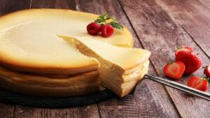 מתכון עוגת גבינה אפויה