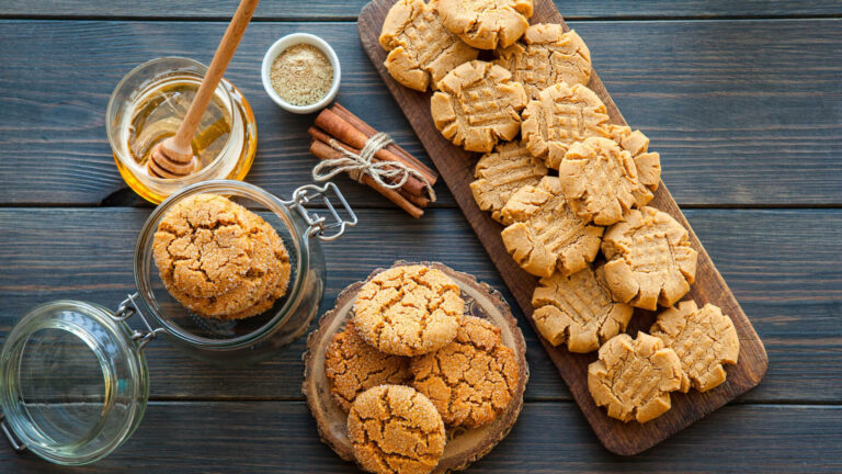 מתכון עוגיות חמאה
