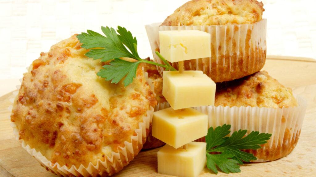 מתכון מאפינס גבינה