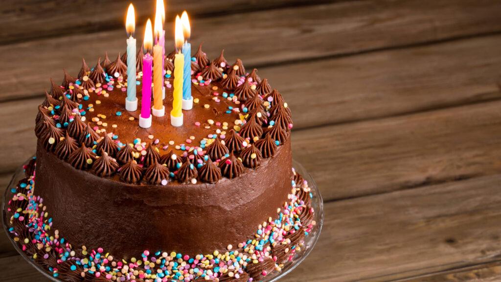 מתכון עוגת שוקולד ליום הולדת