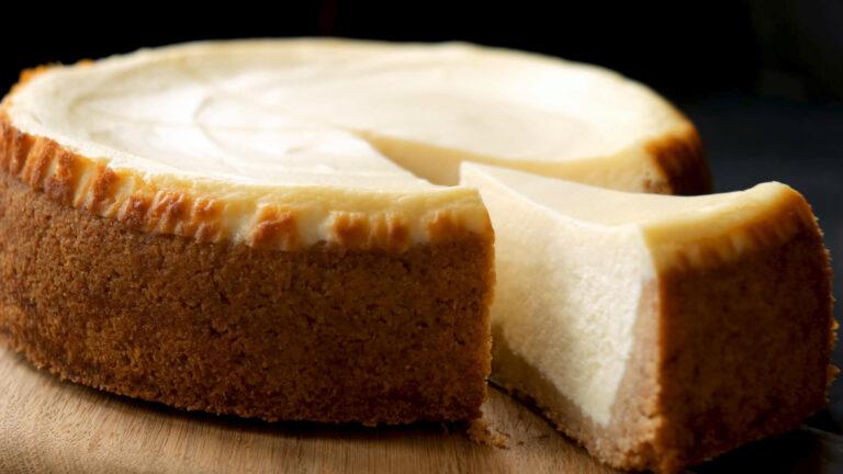 מתכון עוגת גבינה אפויה קלאסית
