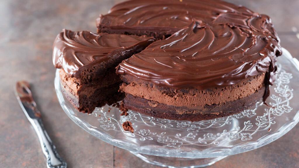 מתכון עוגת שוקולד מושחתת