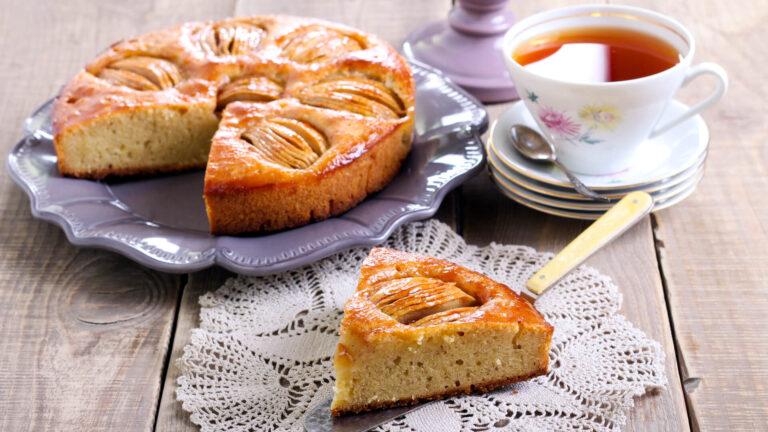 מתכון עוגת תפוחים משגעת