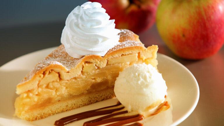 מתכון עוגת תפוחים קלה