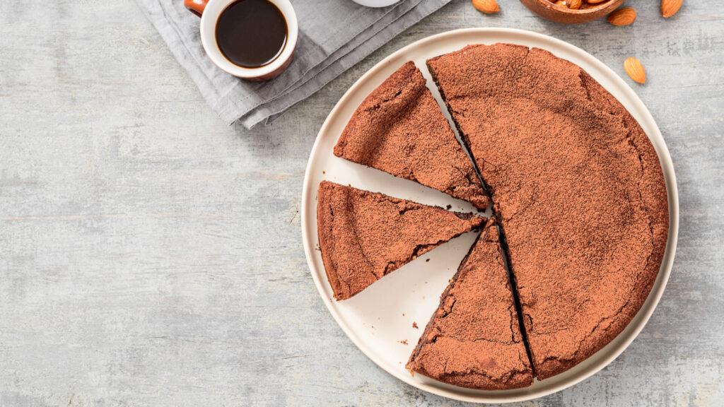 מתכון עוגת שוקולד ללא גלוטן