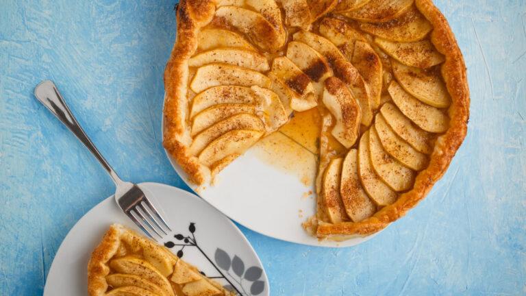 מתכון עוגת תפוחים ביתית