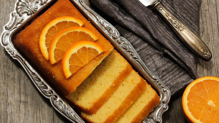 מתכון עוגת תפוזים קלה