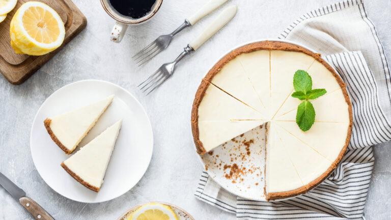 מתכון עוגת גבינה ללא אפיה