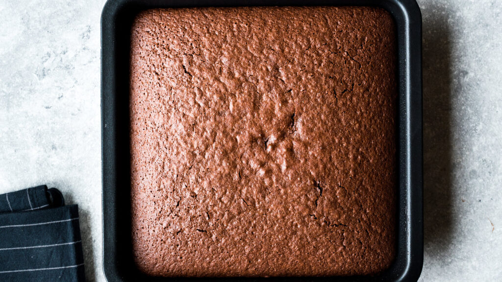 מתכון עוגת שוקולד פרווה