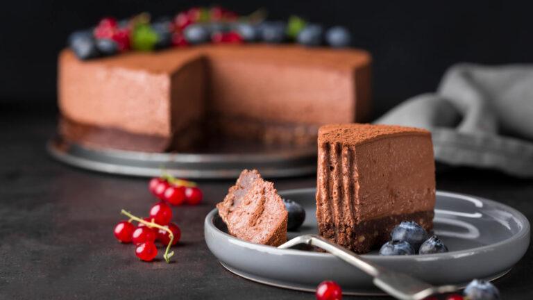 מתכון עוגת מוס פרווה