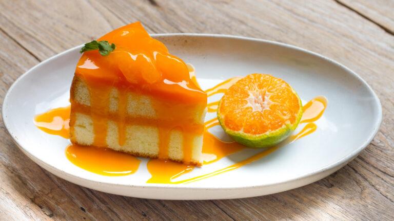 מתכון עוגת תפוזים בחושה