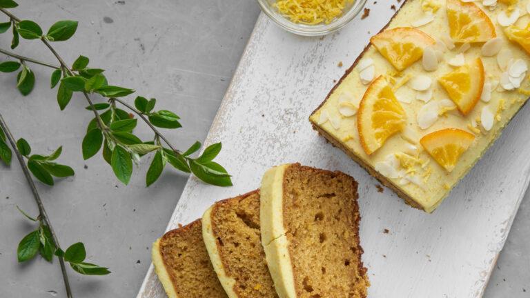 מתכון עוגת תפוזים טבעונית