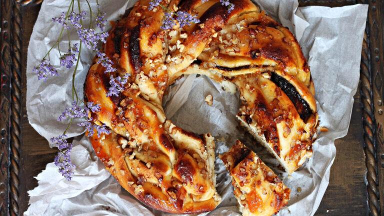 מתכון עוגת שמרים פרווה